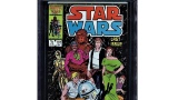 Star Wars 107 CGC 10.4 Stan Lee Signed Last Issue