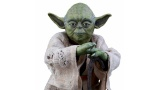 Star Wars Episode V The Empire Strikes Back Yoda Action Figure2