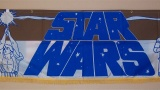 Star Wars Original Banner Movie Poster 1978
