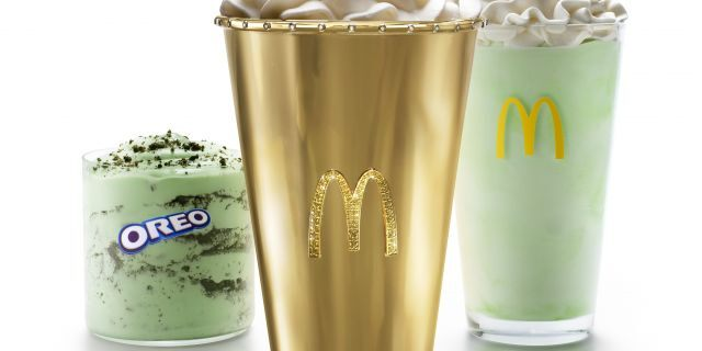 Just when you thought the Shamrock Shake couldn't get any better, the legendary milkshake is giving back.